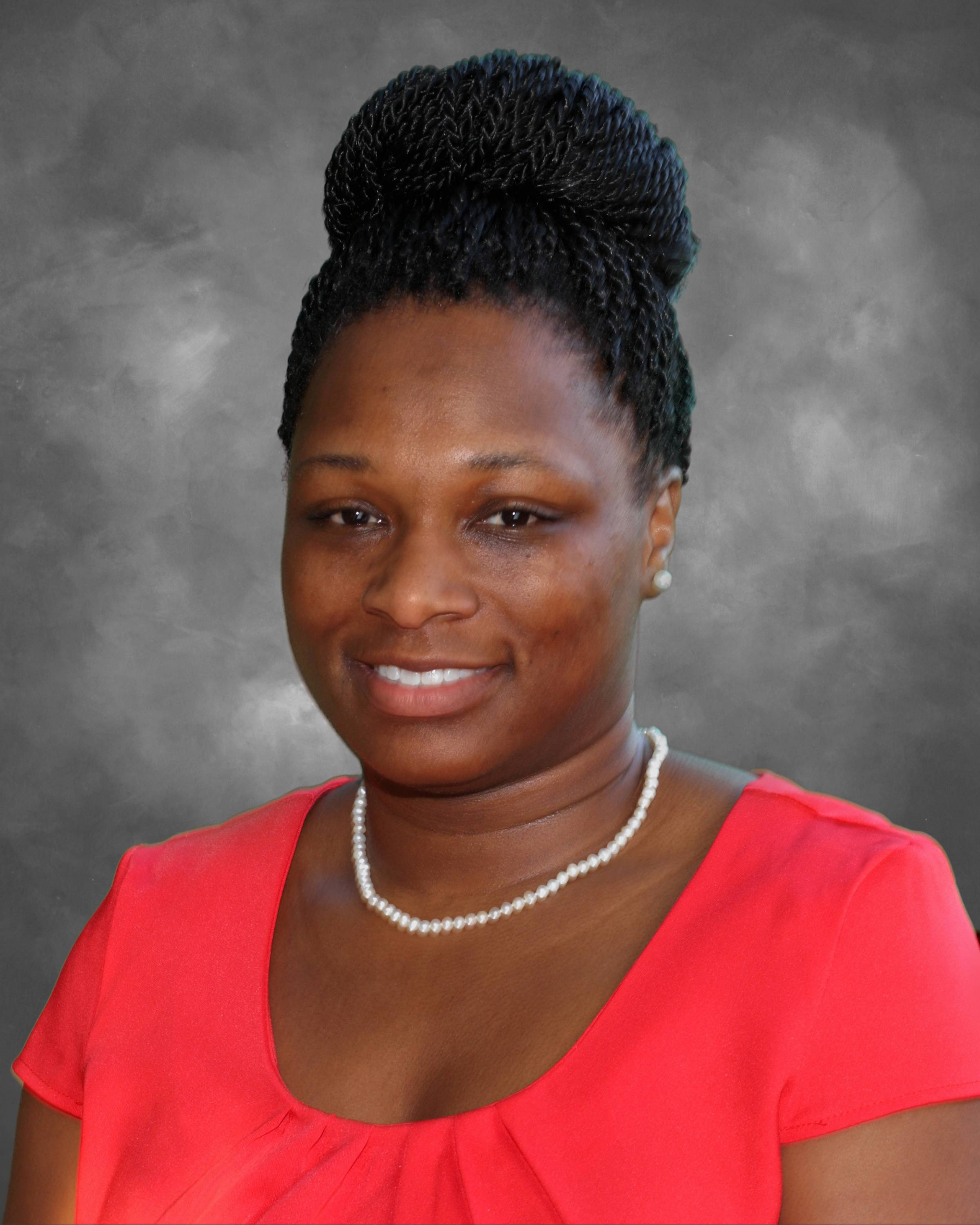 Financial Secretary- Brandee Stevenson